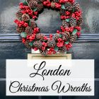 Christmas Wreath in London