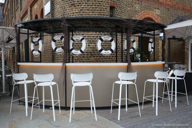 Restaurants Near St Pancras Train Station