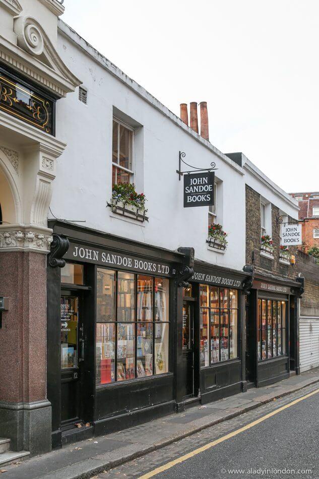 John Sandoe Books
