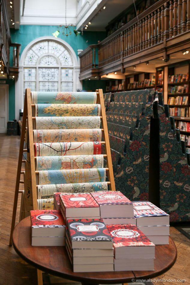 Daunt Books in London