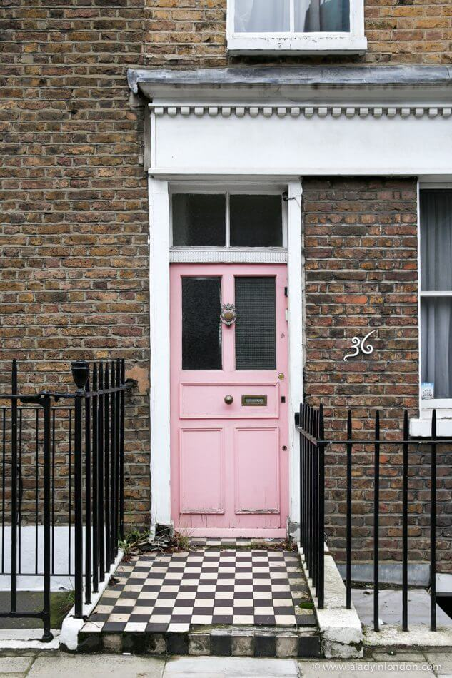 Pink Door in London