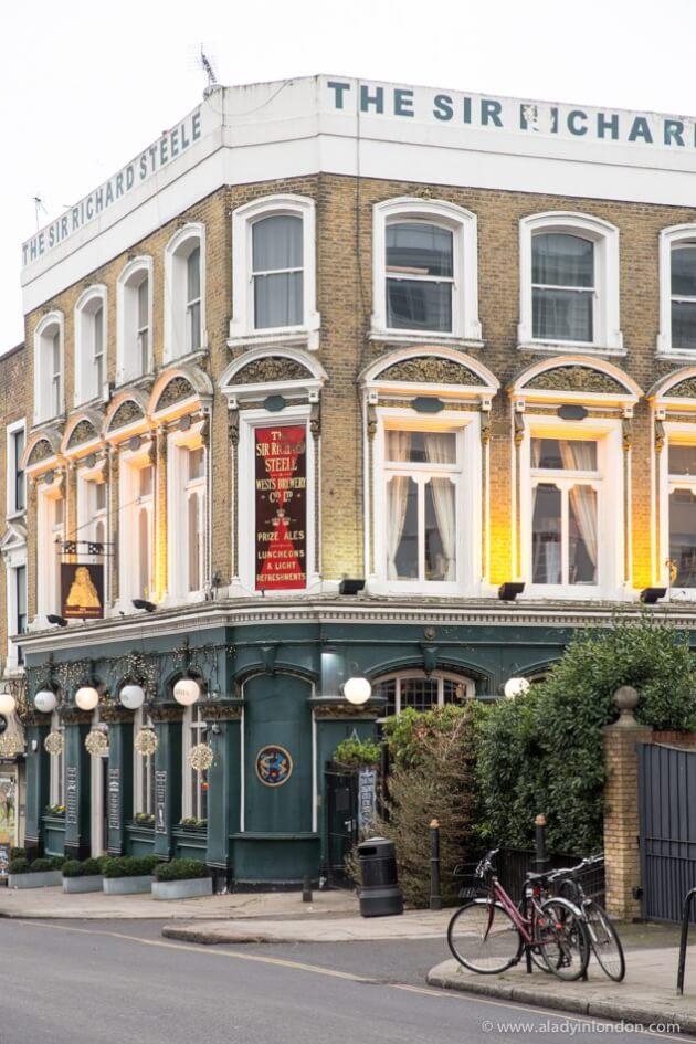 Sir Richard Steele Pub