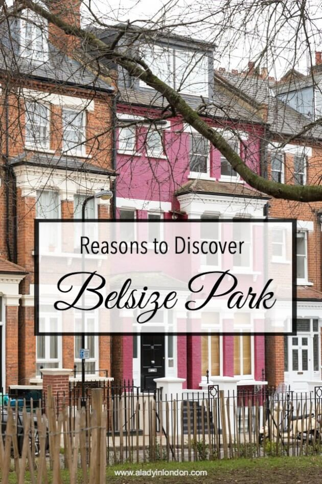 Things to Do in Belsize Park