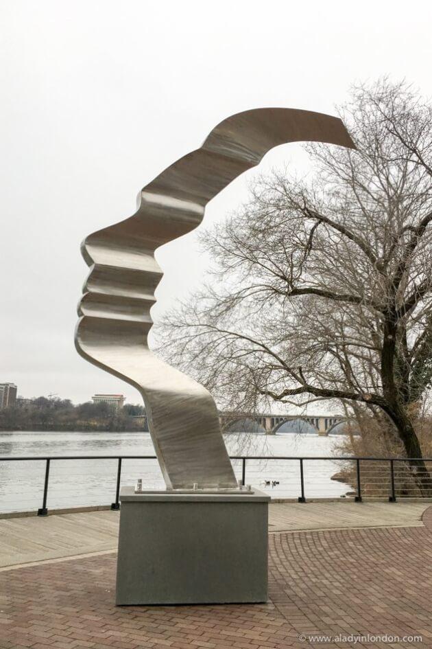 Sculpture in Washington, DC