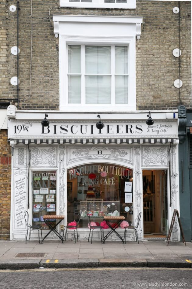 Biscuiteers, Notting Hill