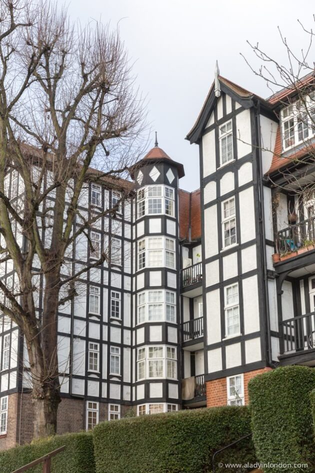 Holly Lodge, Highgate, London