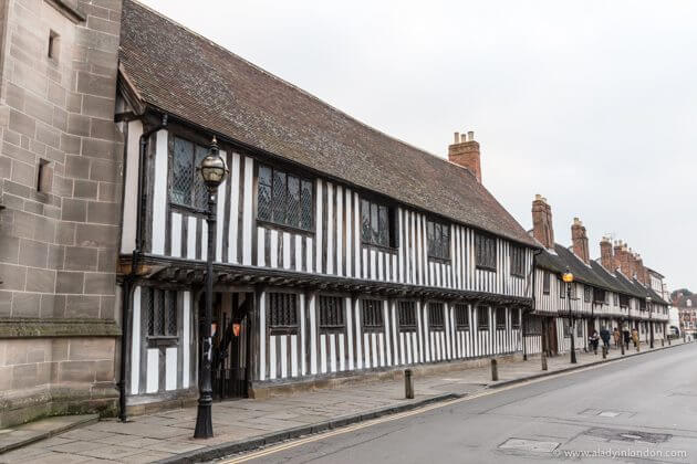 Church Street in Stratford-upon-Avon