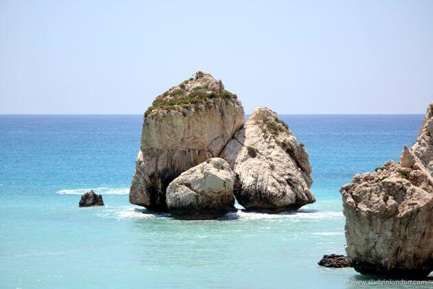 Aphrodite's Birthplace, Cyprus