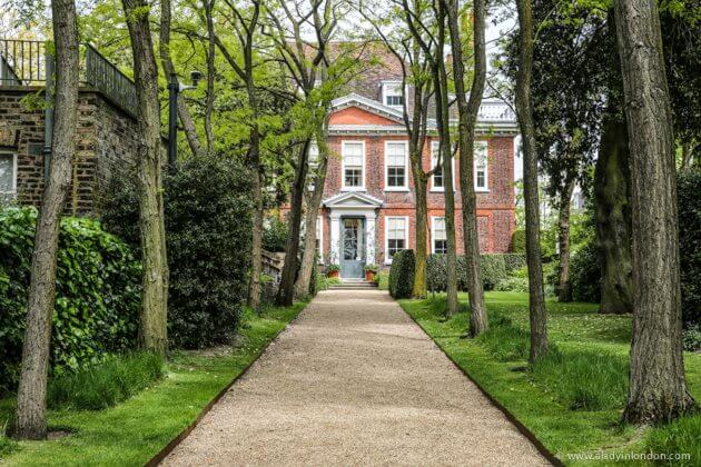 Fenton House, Hampstead, London