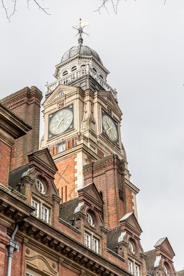Town Hall Clock Tower, Leicester