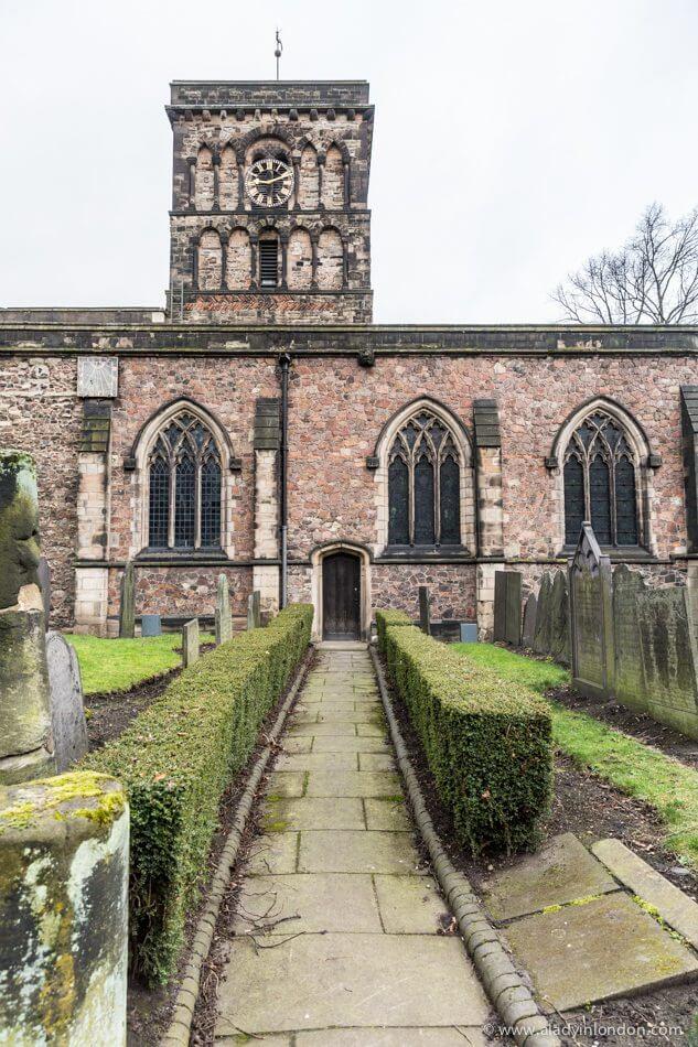 Saint Nicholas Church, Leicester