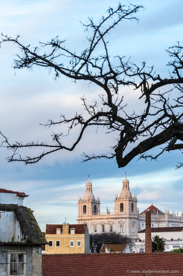 Church, Lisbon