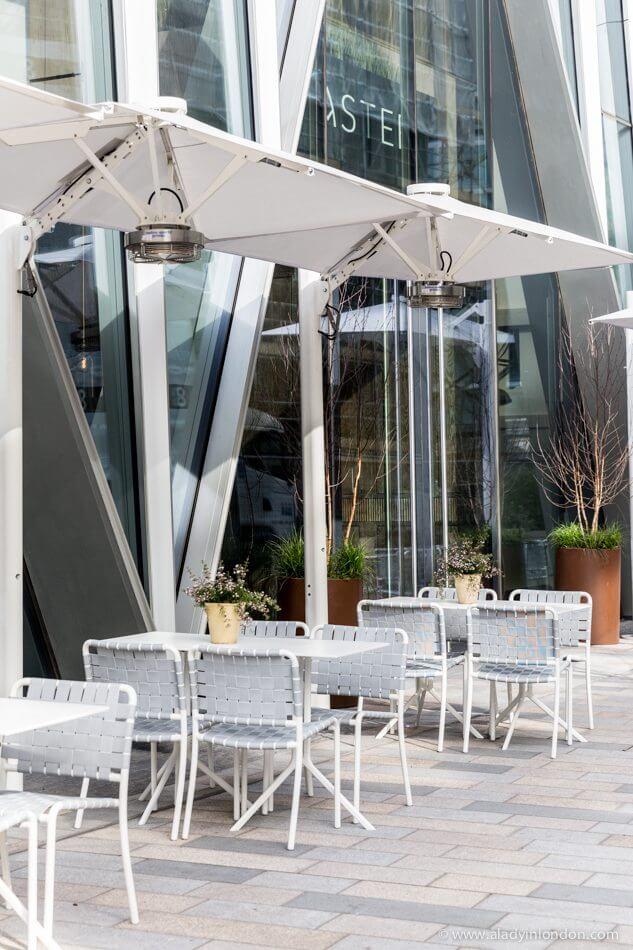 Restaurant at Nova Victoria, London