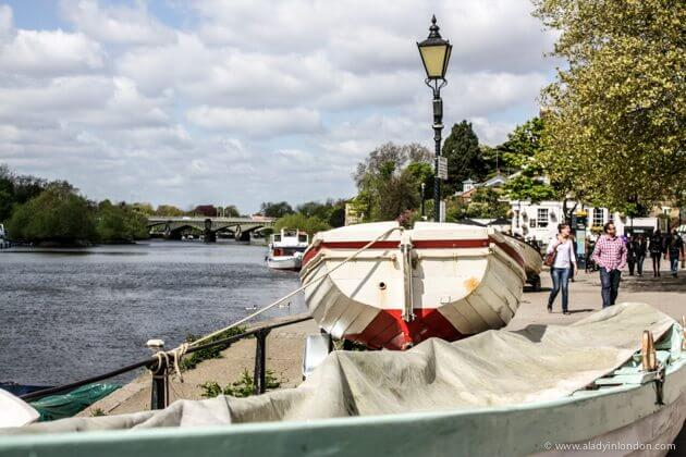 Richmond Riverfront, London
