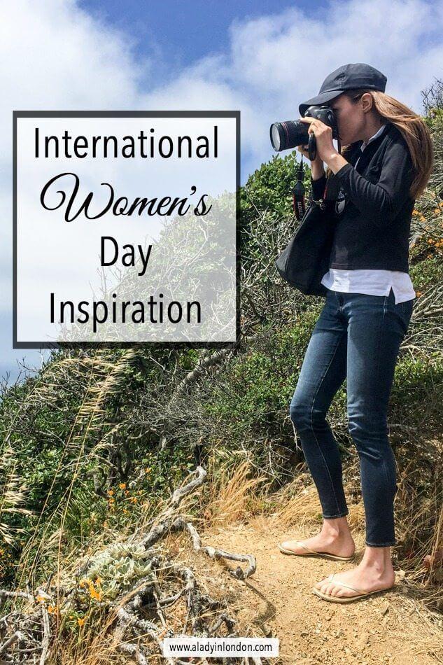 International Women's Day Inspiration