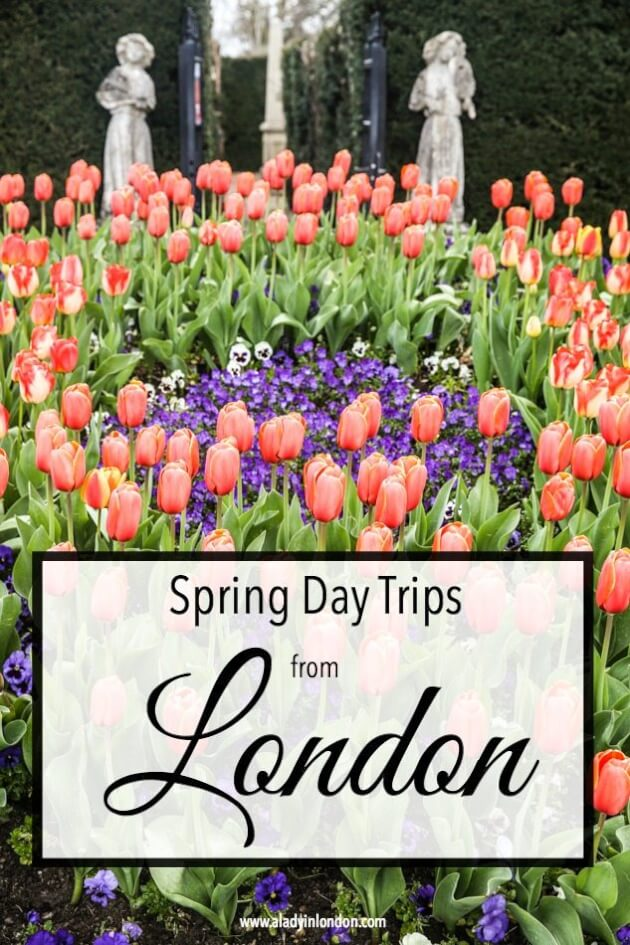 Spring Day Trips from London