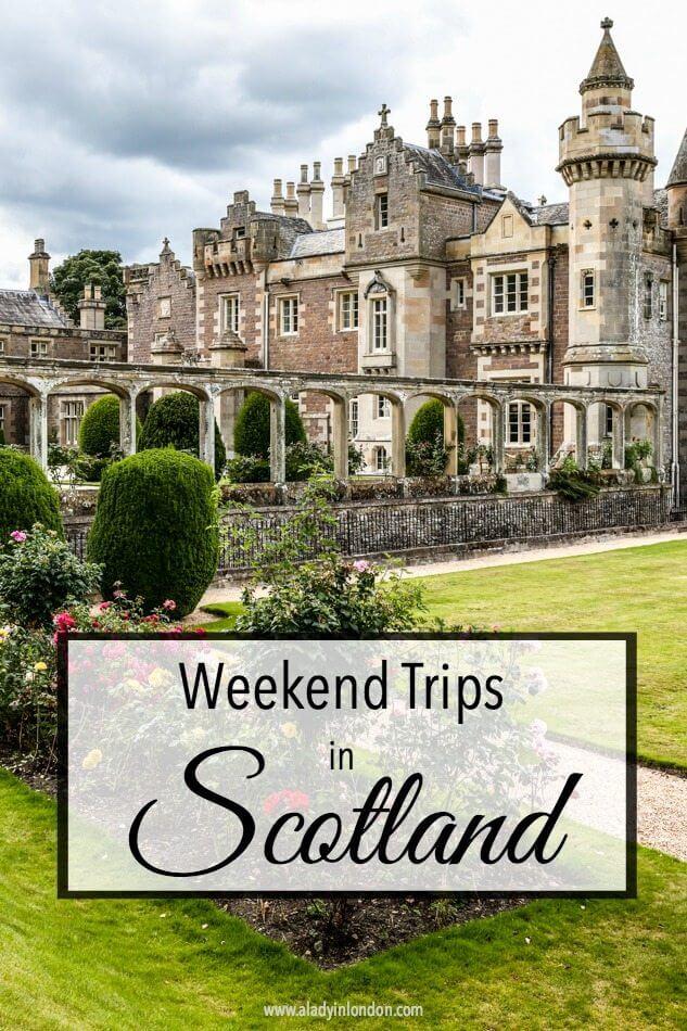 Weekend Trips Scotland