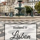 Weekend in Lisbon