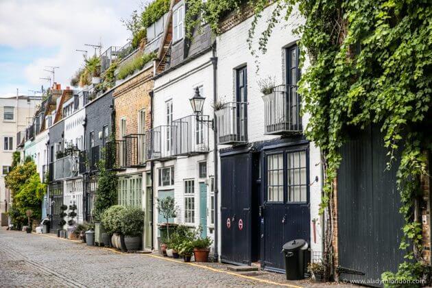 St Luke's Mews, Notting Hill