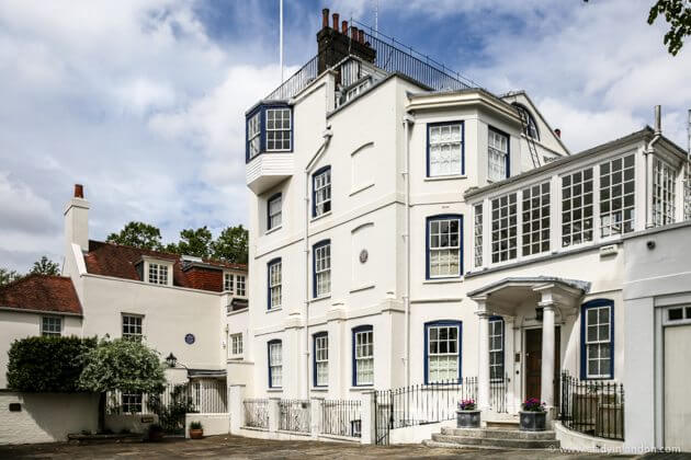 Admiral's House, Hampstead