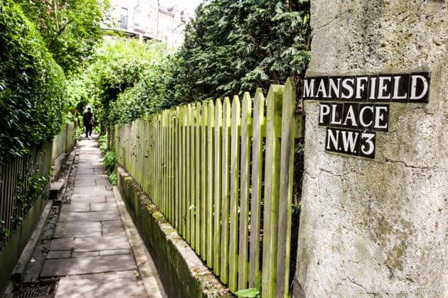 Mansfield Place, Hampstead