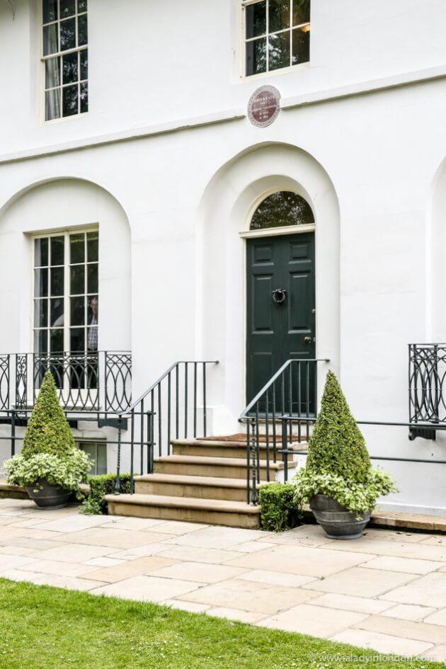 Keats House, Hampstead