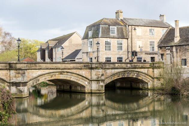 Bridge in Stamford, England