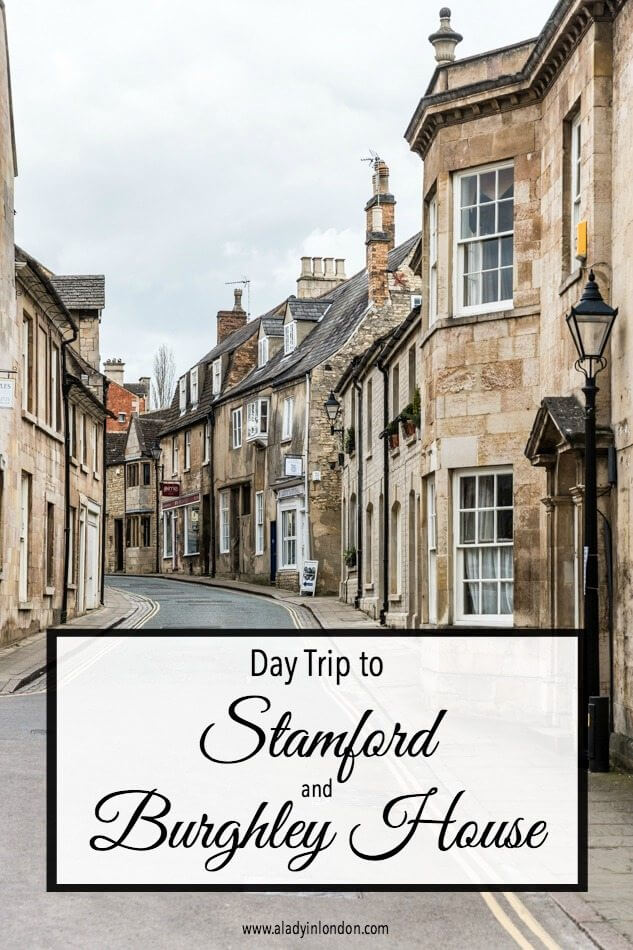 Day Trip to Stamford and Burghley House