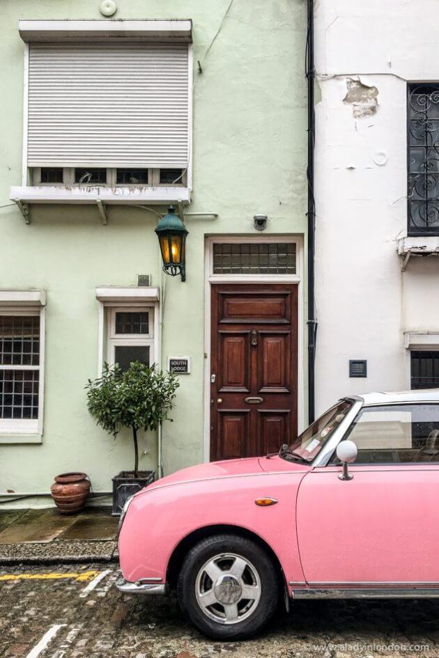 Figaro in Kensington