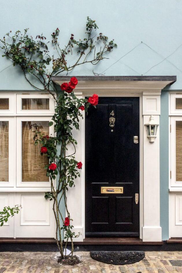 Simon Close, Notting Hill