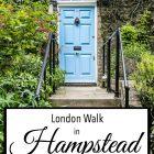 Walk in Hampstead