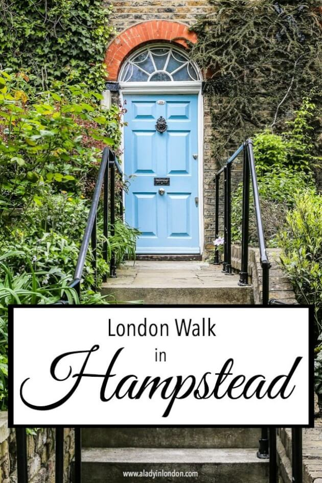 Self-Guided Walk in Hampstead