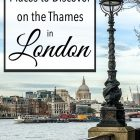 21 Places to See on the Thames in London