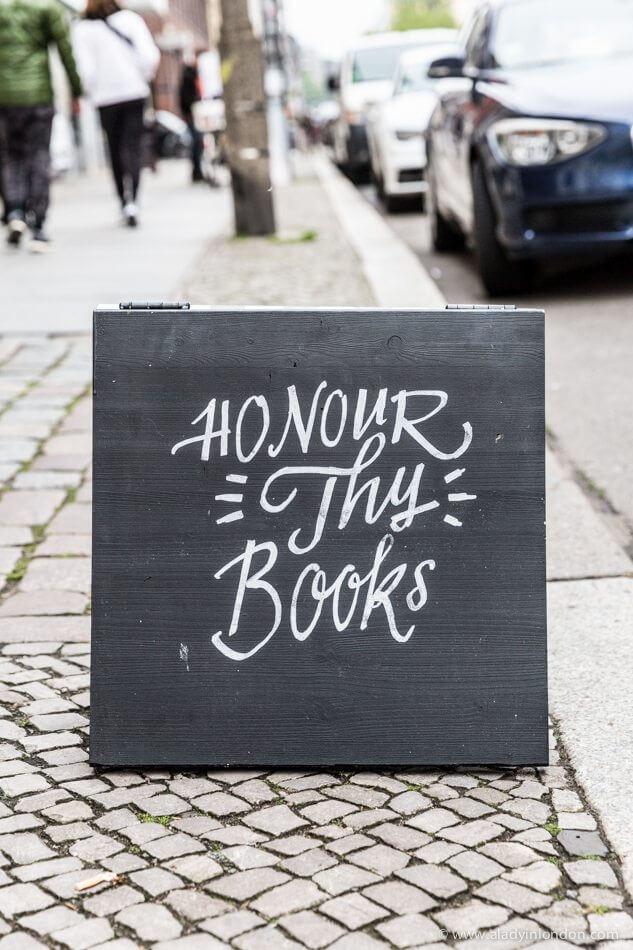 Sign in Berlin