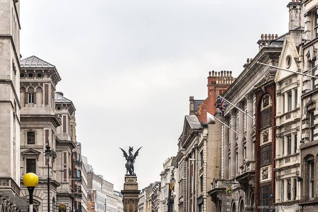 City of London Gryphon