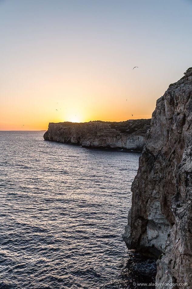 Cova d'en Xoroi, Menorca