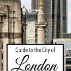 Guide to the City of London