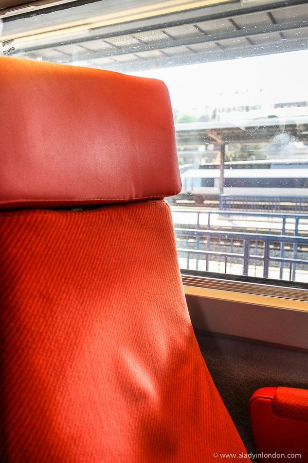 Train Travel in France