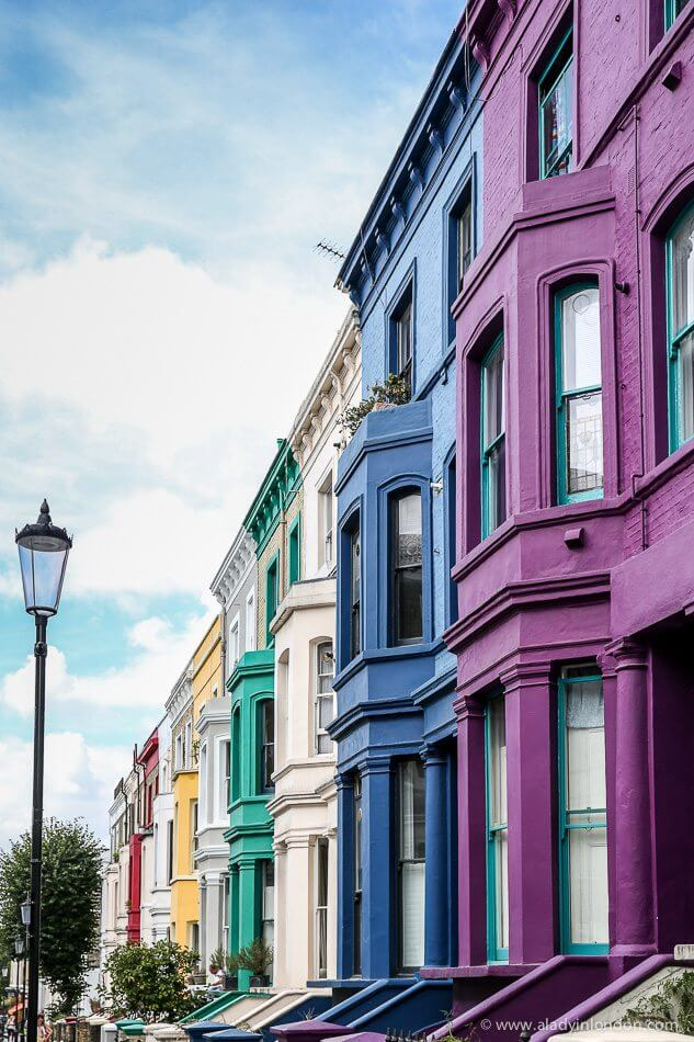 Notting Hill London: Best Area To Stay In London