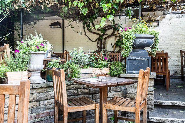 Windsor Castle Pub, London