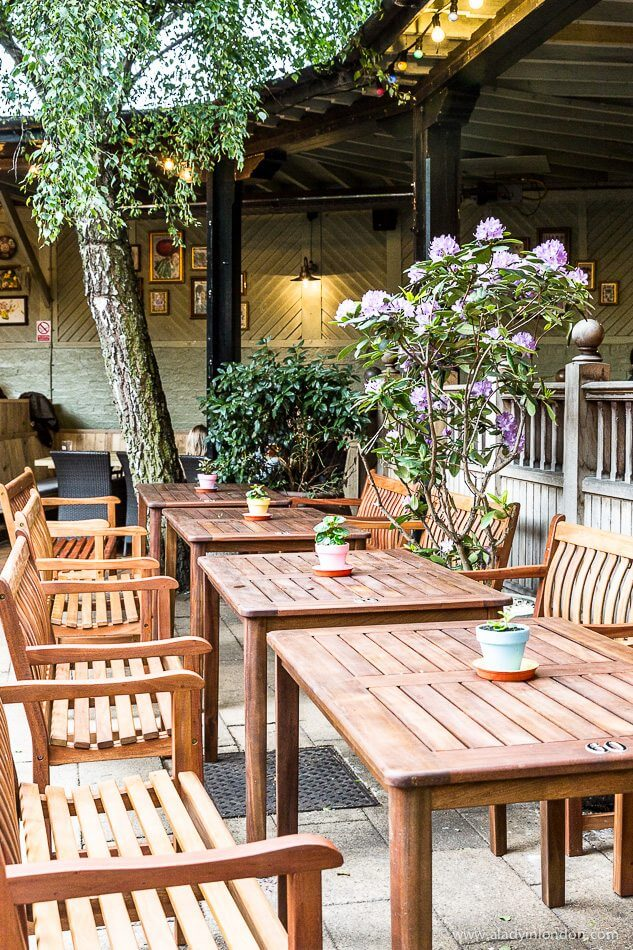 Garden Gate Pub, London
