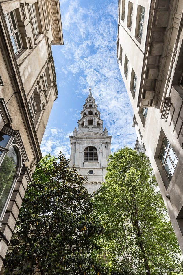 St Bride's Church, London