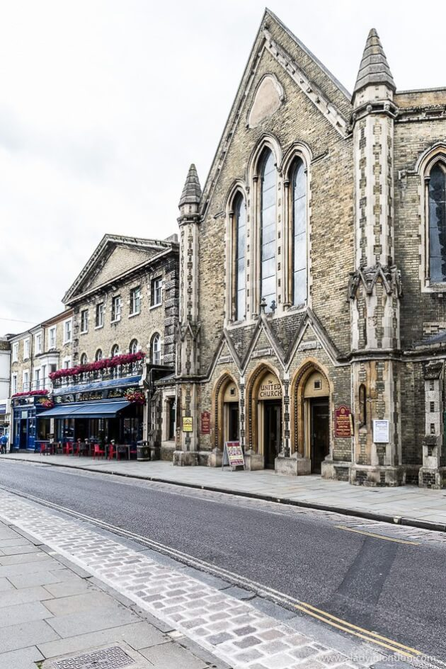 Jewry Street, Winchester, England