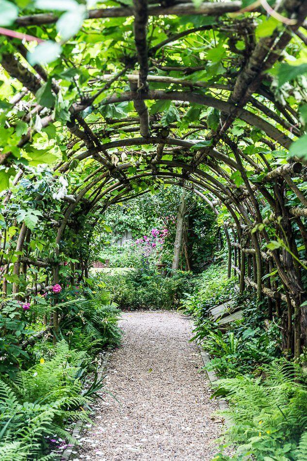 Great Hall Garden, Winchester