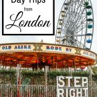 Summer Day Trips from London