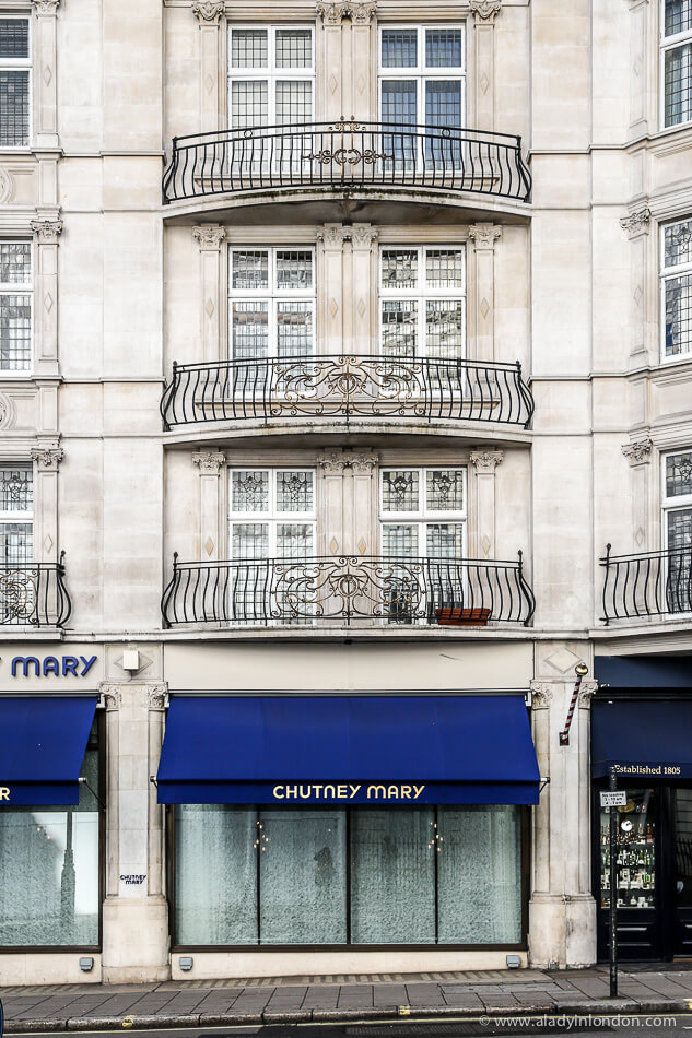 Chutney Mary, London