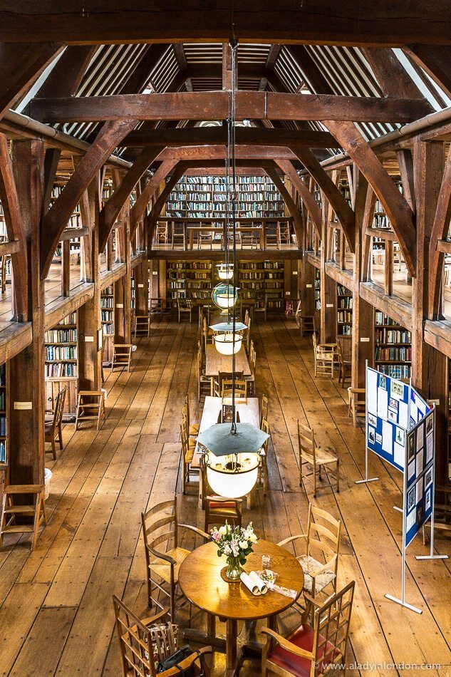 Bedales Library