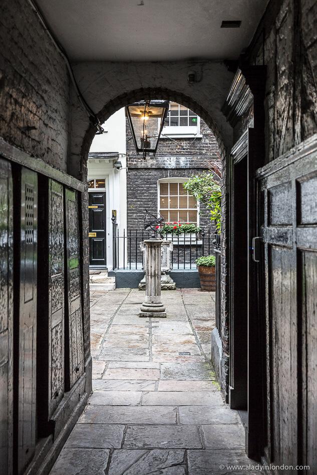 Pickering Place, London