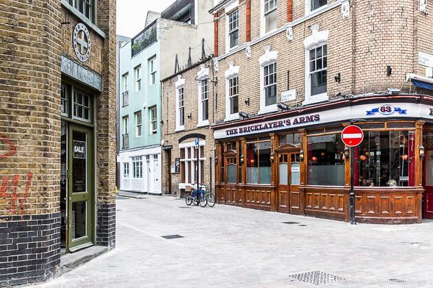 Rivington Street, London