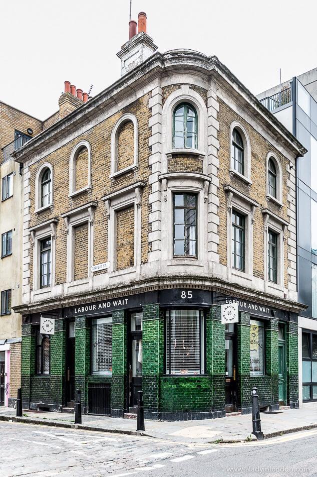 Redchurch Street, London